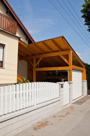 Carports und garagen kreiseder holzbau for Garagen und carports