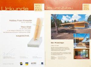 Niederösterreichischer Holzbaupreis 2006