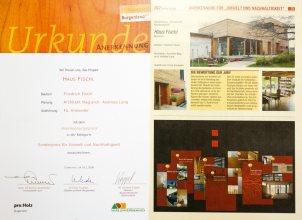 Holzbaupreis Burgenland 2008